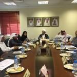 الشفافية البحرينية تلتقي اللجنة التشريعية بمجلس النواب البحريني
