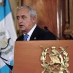 «الفساد» يحيل الرئيس الغواتيمالي للقضاء مع منعه من السفر
