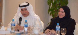 رئيس جمعية الشفافية ونائبته يشاركان بتدشين شبكة المرأة العاملة
